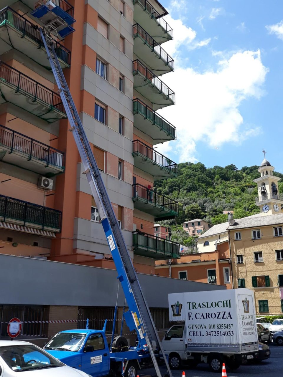 Traslochi Carozza Fiorenzo Genova-4