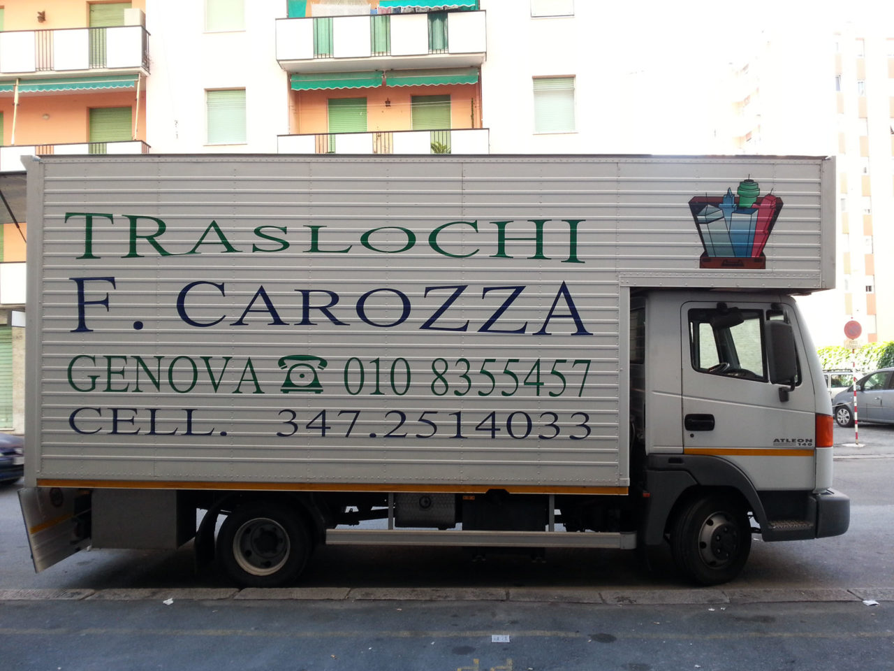 Traslochi Carozza Fiorenzo Genova-44