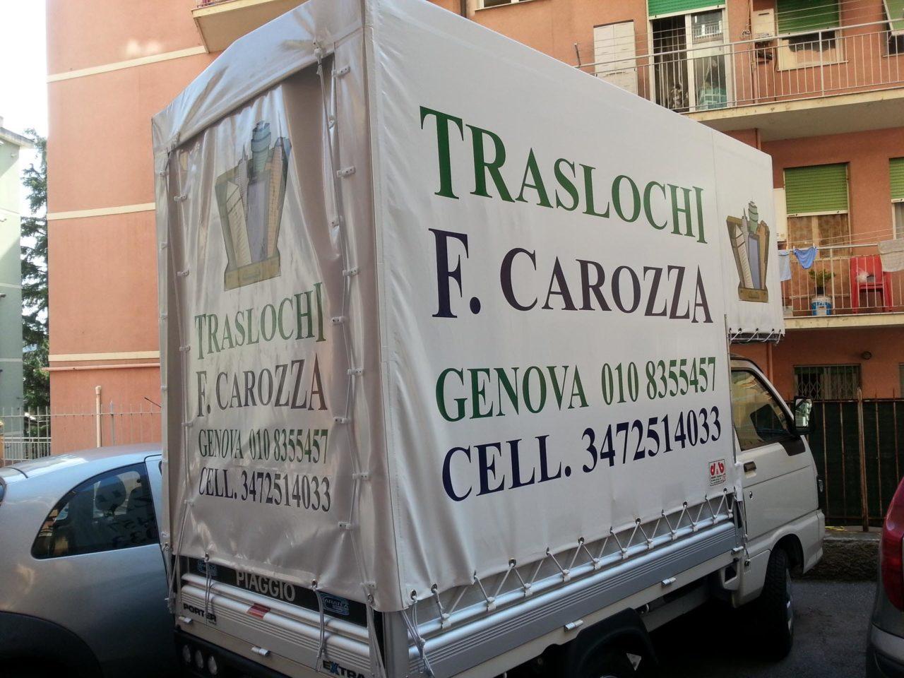 Traslochi Carozza Fiorenzo Genova-49