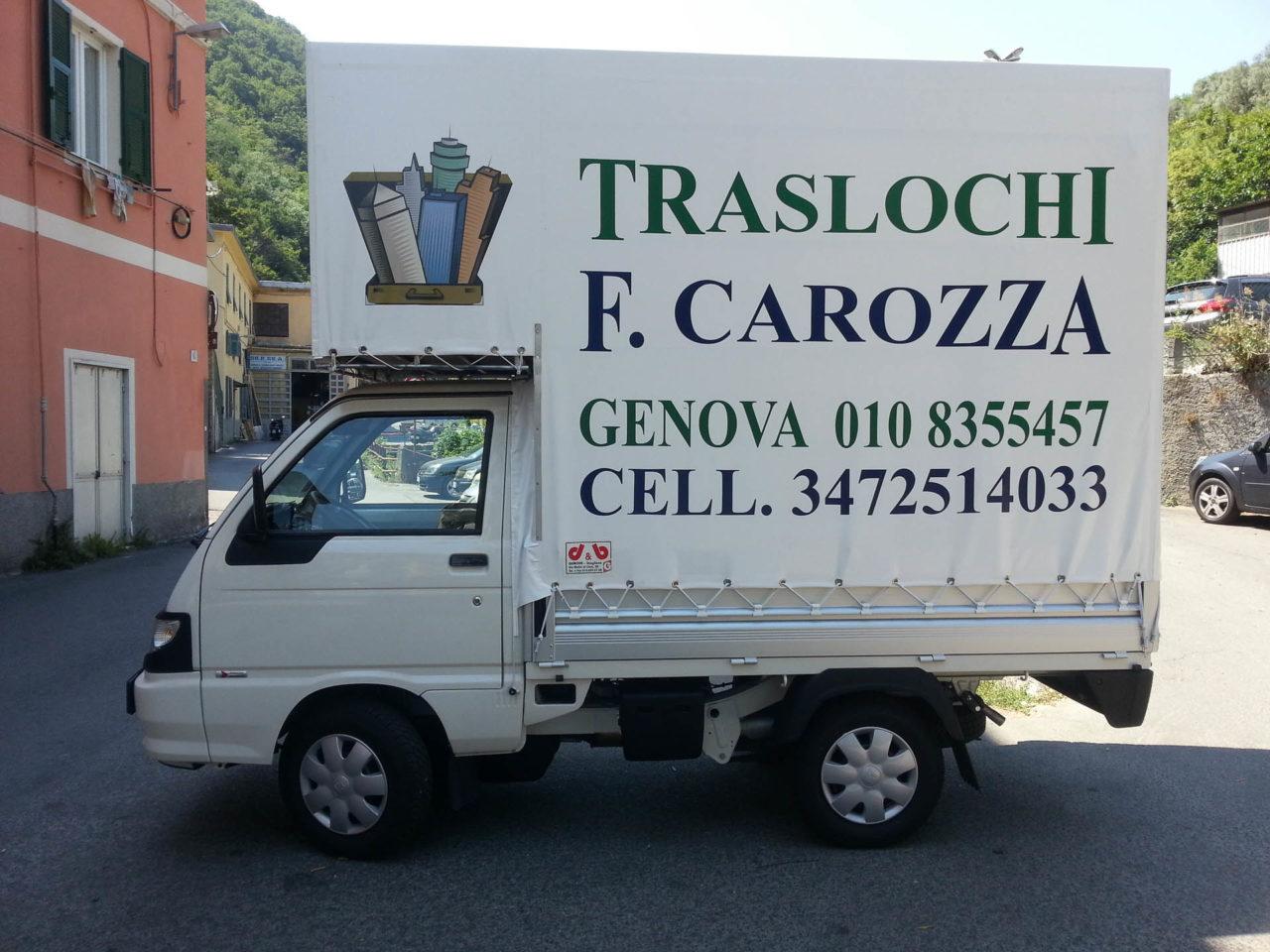 Traslochi Carozza Fiorenzo Genova-51