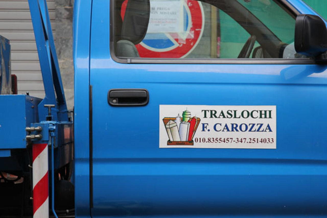 Traslochi Carozza Fiorenzo Genova-58