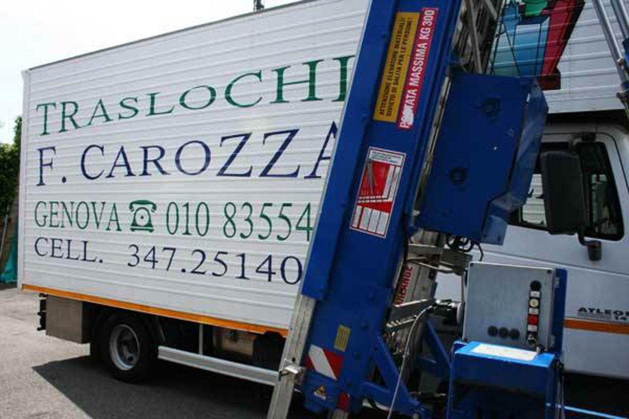 Traslochi Carozza Fiorenzo Genova-62