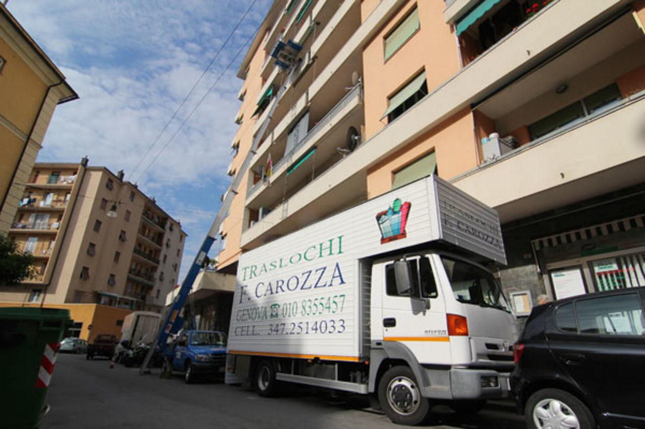 Traslochi Carozza Fiorenzo Genova-77