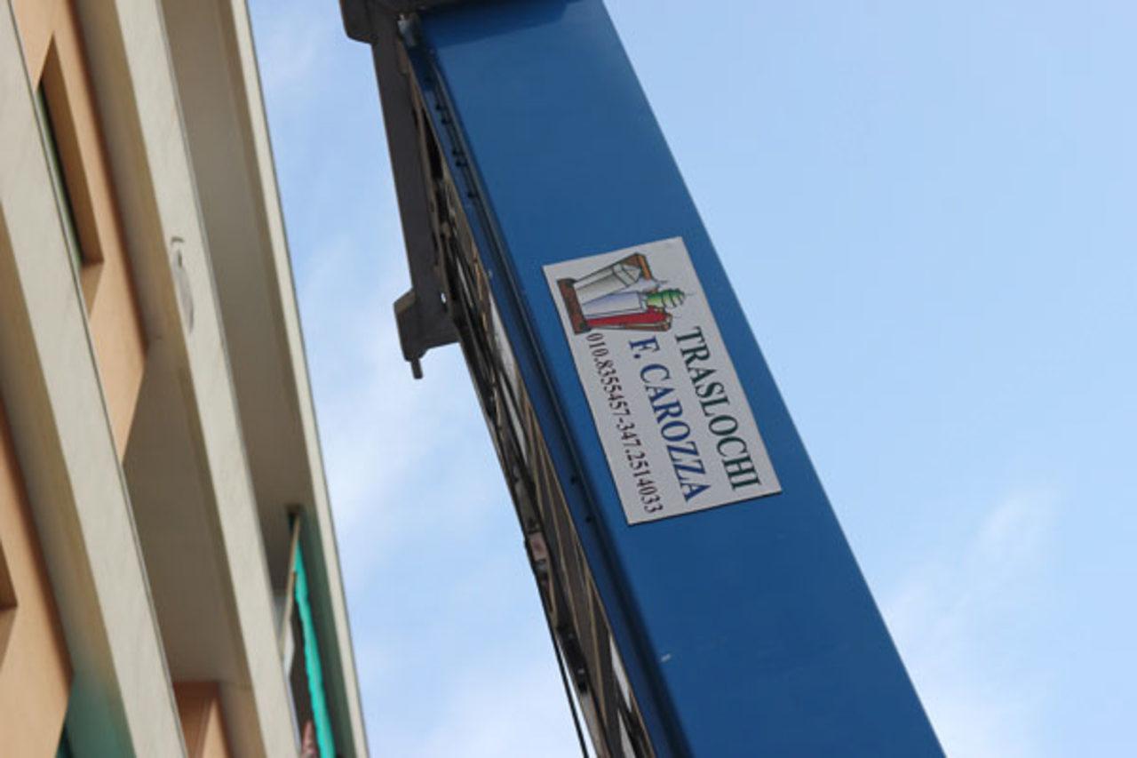 Traslochi Carozza Fiorenzo Genova-86