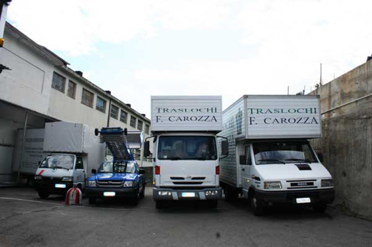 Traslochi Carozza Fiorenzo Genova-89